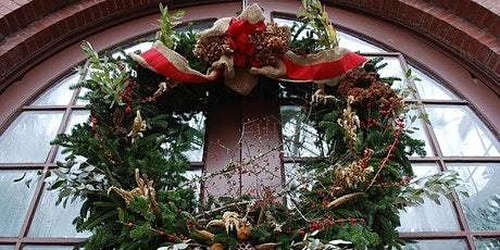 How to make a Christmas Wreath Activity tickets