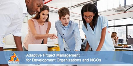 eCourse: Adaptive Project Management for Development (April 12, 2021)
