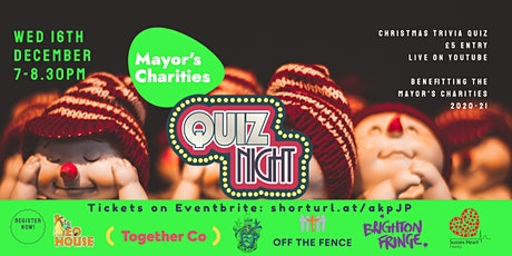The Mayor's Charities Big Christmas Quiz Night tickets