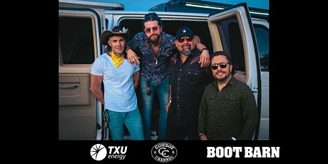 National Finals Rodeo Concert: The Dirty River Boys tickets