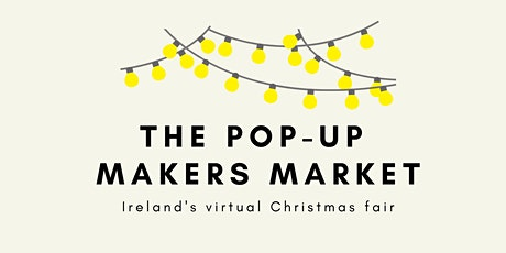 The Pop-Up Makers Market tickets