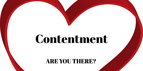 Contentment: How to keep your Heart healthy during a Global Pandemic. tickets