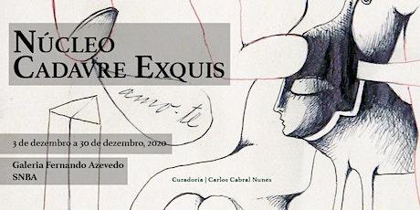 Núcleo Cadavres Exquis bilhetes