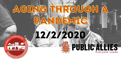 Aging Through a Pandemic  Symposium tickets