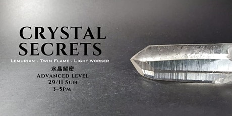 Crystal Secrets (by Portal Studio) tickets