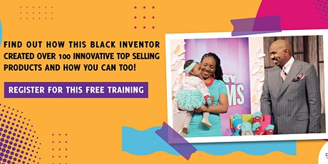 Dream, Invent, Launch Webinar tickets