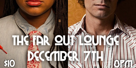 Nikki Glaspie + Brian Haas Duo at The Far Out Lounge tickets