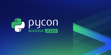 PyCon Nigeria 2020 tickets