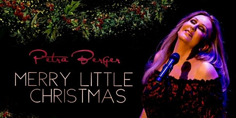 Petra Berger - Merry Little Christmas - Late Afternoon tickets