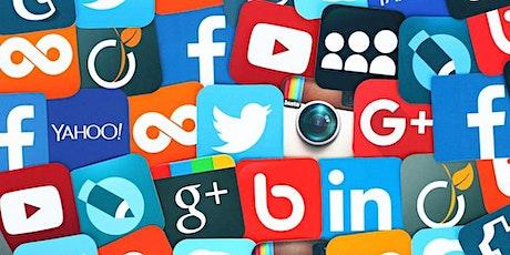 Lunch & Learn - Social Media & Digital Marketing tickets