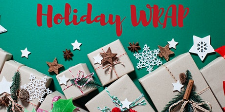 Holiday WRAP tickets