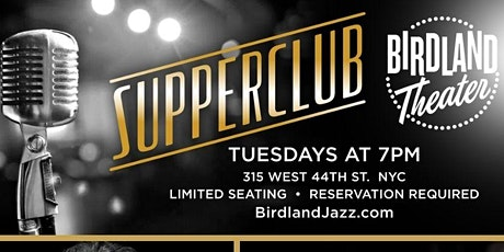 Supperclub Hosted by Billy Stritch tickets