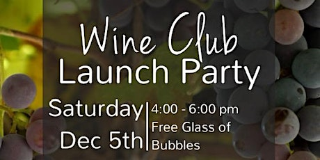 Club Wineaux Launch Party tickets