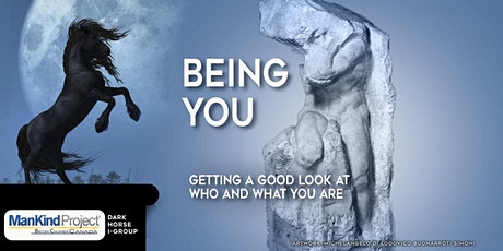 Being You-Dark Horse Men's Group Meeting Dec 2 tickets