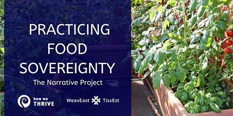 Practicing Food Sovereignty tickets