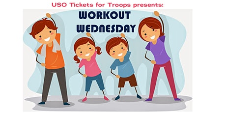 Workout Wednesday tickets