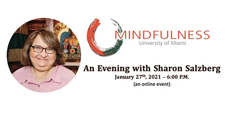 An Evening with Sharon Salzberg tickets