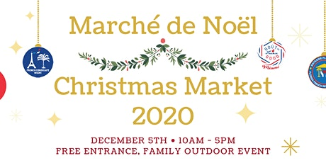 Christmas Market - Marché de Noël 2020 tickets