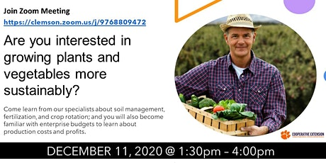 GROWERS 101 - FREE ONLINE WORKSHOP tickets