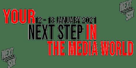 NextStep6 media conference tickets