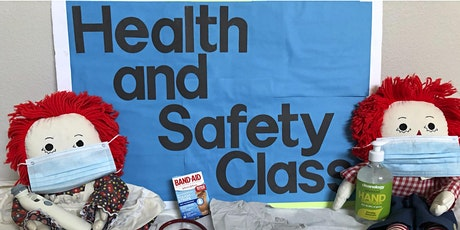Preventive Health/Safety class for Child Care Providers ON-LINE ZOOM tickets
