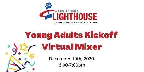Young Adult Low Vision Mixer tickets