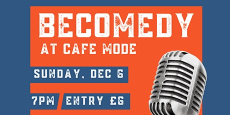Comedy Show in Covent Garden by BeComedy UK tickets