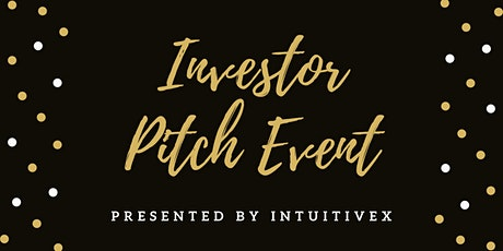 IntuitiveX Investor Pitch Event tickets