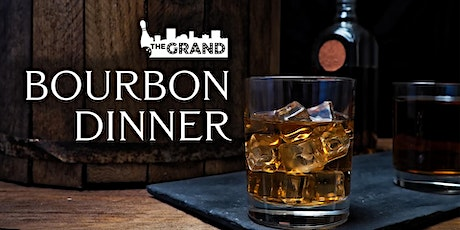 Christmas Bourbon Dinner tickets