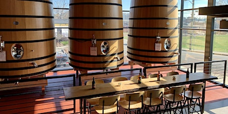 Private Dining Amongst the Barrels tickets