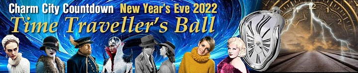 Charm City Countdown into 2022 - 13th Annual New Years Eve Charity Gala image
