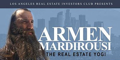 """""""Become a Conscious Real Estate Investor"""" tickets"""