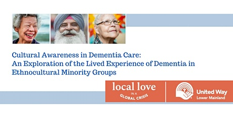 Cultural Awareness in Dementia Care tickets