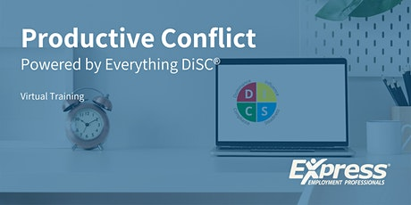 Productive Conflict- Live Virtual Training tickets