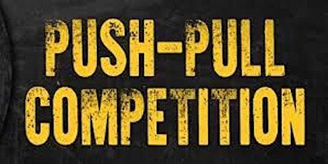 2021 Push/Pull Showcase (Deadlift/Bench Press) tickets