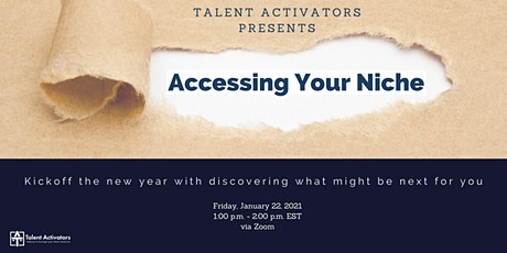 Accessing Your Why? tickets