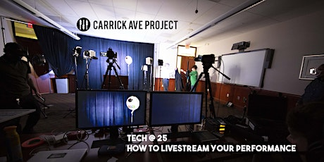 Tech at 25 : Livestreaming Your Performance tickets