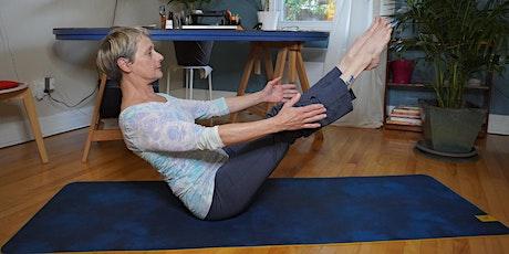 Pilates au sol avec Yoga Centre-Cité tickets