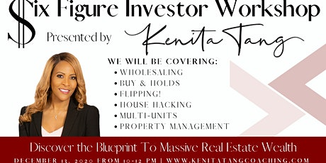 $ix Figure Investor Online Workshop tickets