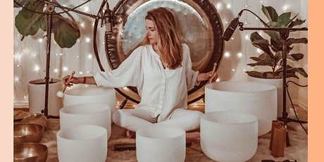 Special Event: Come as You Are. Virtual Sound Healing with Danielle tickets