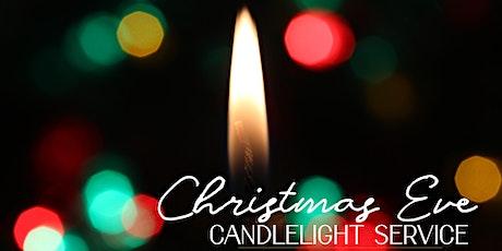 Harvest Christmas Eve Candlelight Service - Registration tickets