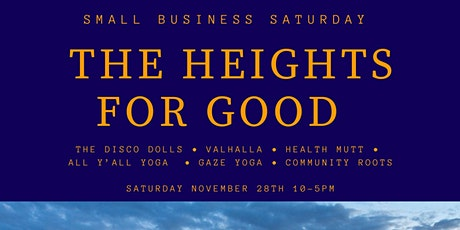 Heights for Good Event tickets