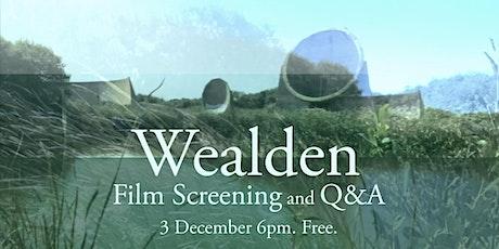 Wealden - Nancy Gaffield and The Drift (Screening + Q&A) tickets