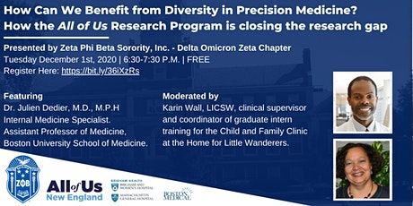 How can we Benefit from Diversity in Precision Medicine? tickets