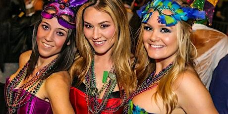 2nd Annual Mardi Gras Bar Crawl on King Street tickets