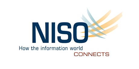 NISO Virtual Conference: Emerging Technologies entradas
