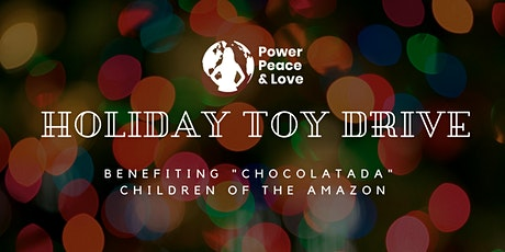 Power Peace & Love Holiday Toy Drive tickets