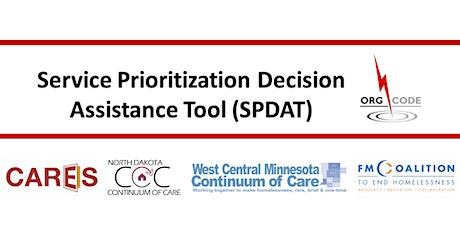 SPDAT Training & Certification tickets