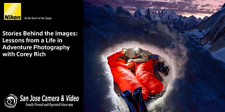 Lessons from a Life in Adventure Photography with Corey Rich tickets