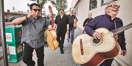 LOS LOBOS :: Pappy & Harriet's Outdoor Distanced Seated LATE SHOW  4/20 tickets